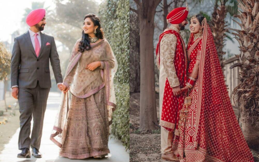 Vivacious Punjabi Wedding of 'Shaweta & Rupinder' W...