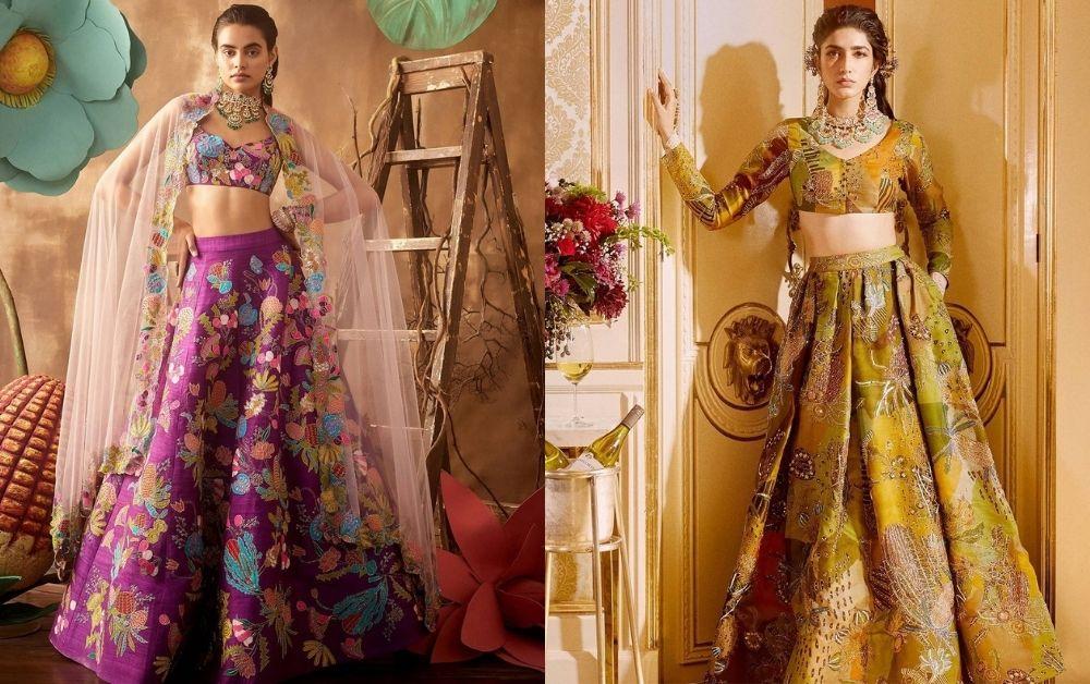 Go Perky This Wedding Season With Aisha Rao's Wedding...