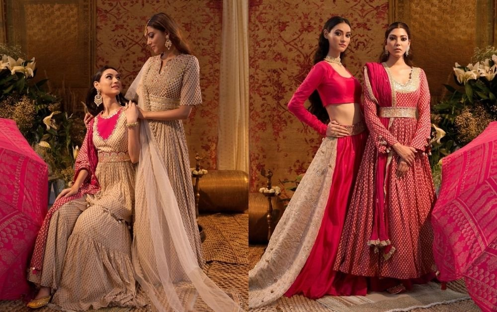 Bhumika Sharma's New Wedding Collection for 2021 to Steal Your Heart